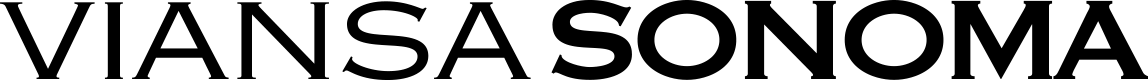 Viansa Sonoma - Logotype